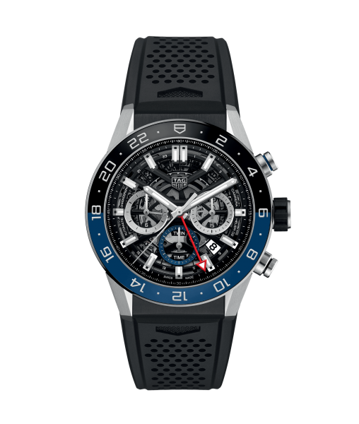 TAG HEUER CARRERA – GMT – AUTOMATIK-CHRONOGRAPH
