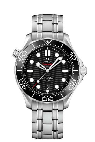 SEAMASTER – DIVER 300M OMEGA CO-AXIAL MASTER CHRONOMETER 42 MM