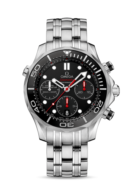 SEAMASTER – DIVER 300M CO-AXIAL CHRONOGRAPH 44 MM
