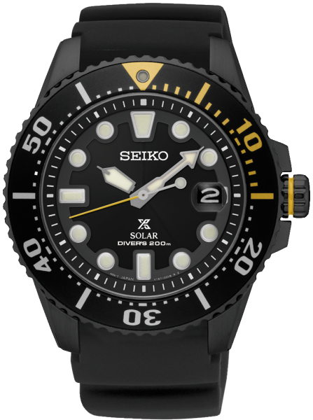 Prospex SEA Solar Diver's