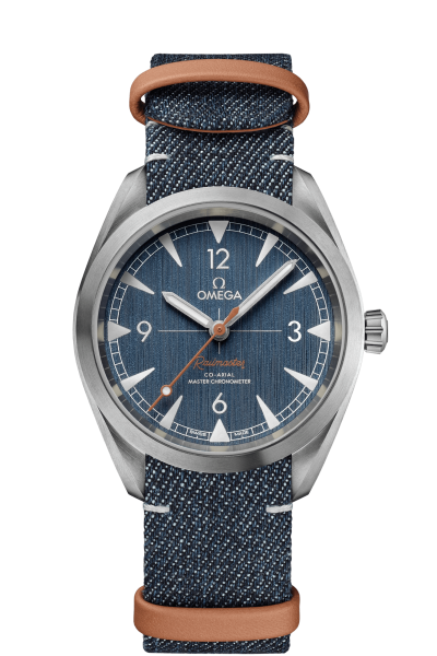 SEAMASTER – RAILMASTER OMEGA CO-AXIAL MASTER CHRONOMETER 40 MM