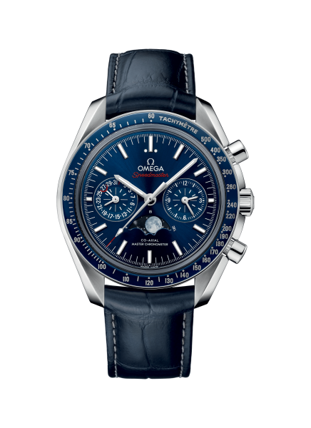 SPEEDMASTER – MOONWATCH OMEGA CO-AXIAL MASTER CHRONOMETER MOONPHASE CHRONOGRAPH 44,25 MM