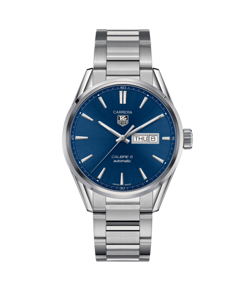 TAG HEUER CARRERA – DAY-DATE – AUTOMATIK