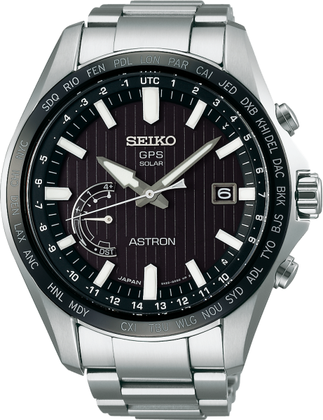 Astron GPS Solar World Time