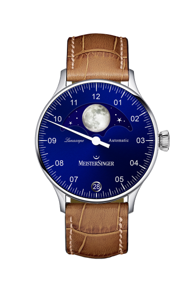 Lunascope Sonnenschliff Blau