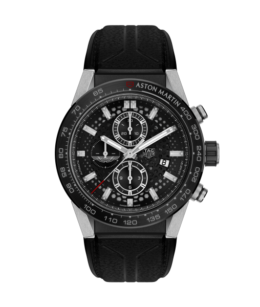 ASTON MARTIN LIMITED EDITION – TAG HEUER CARRERA – AUTOMATIK-CHRONOGRAPH