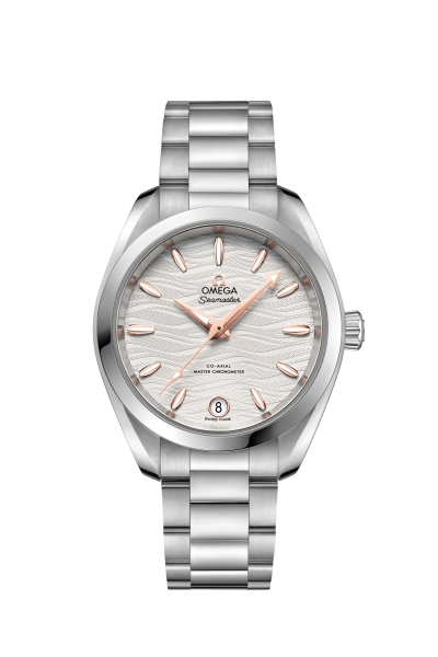SEAMASTER – AQUA TERRA 150 M OMEGA CO-AXIAL MASTER CHRONOMETER 34 MM