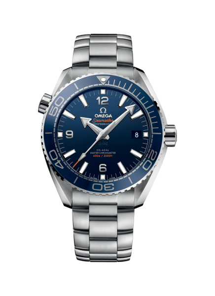 SEAMASTER – PLANET OCEAN 600M OMEGA CO-AXIAL MASTER CHRONOMETER 43,5 MM